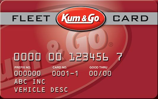 Kum n go card