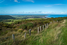 south of Ramsey, Isle of Man, United Kingdom