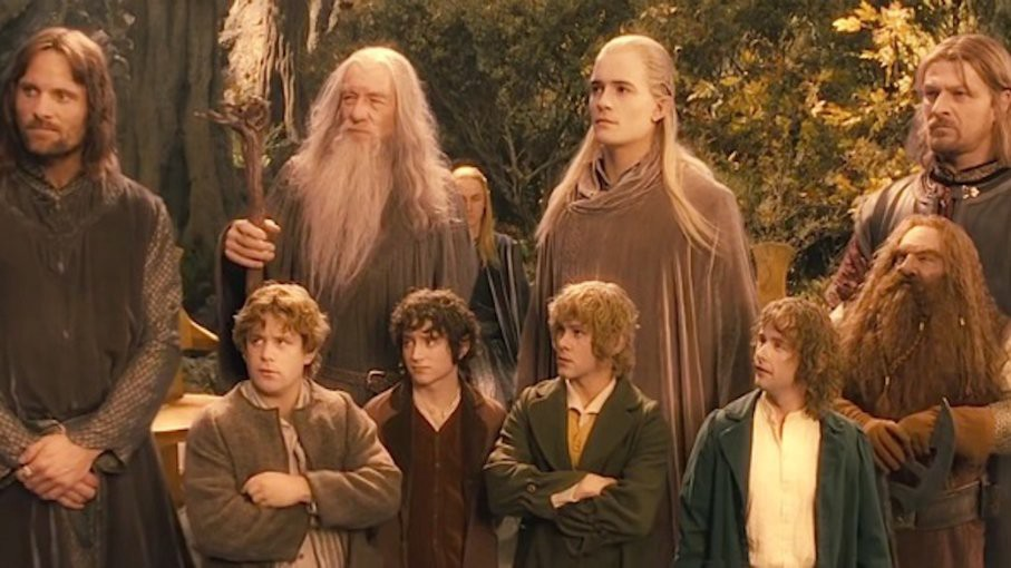 Lord of The Rings - Friendship