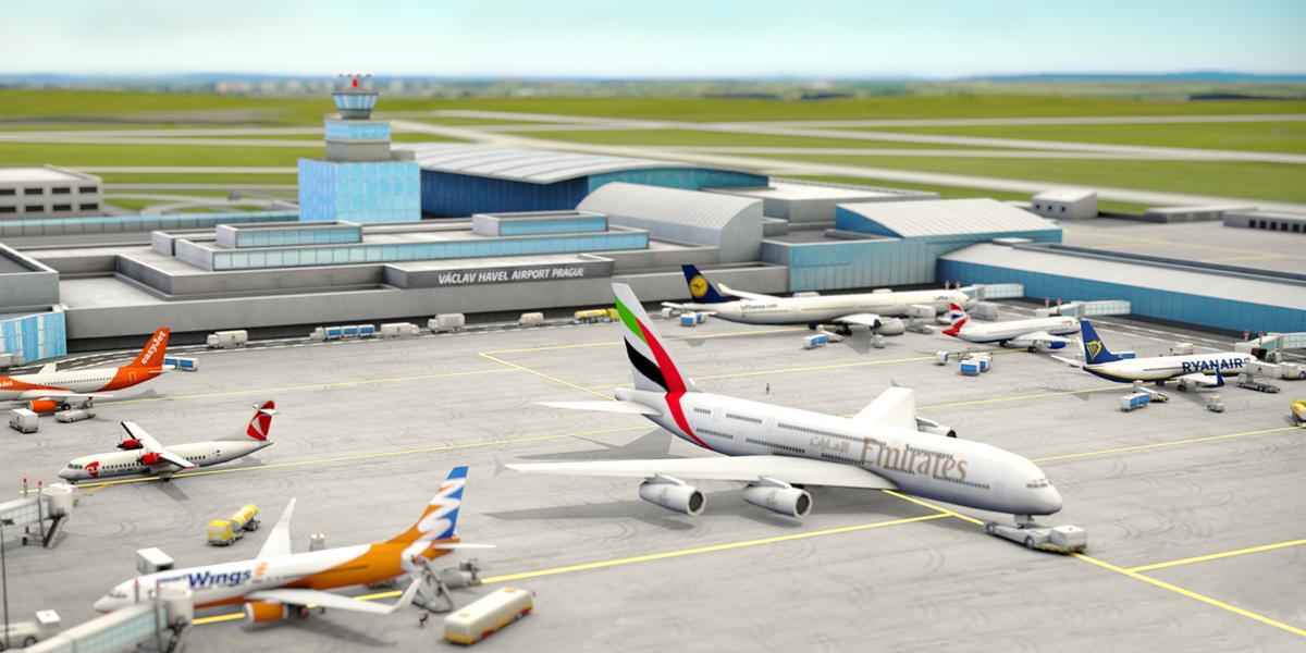 Haug.land uses WRLD Platform to build Immersive Aviation game