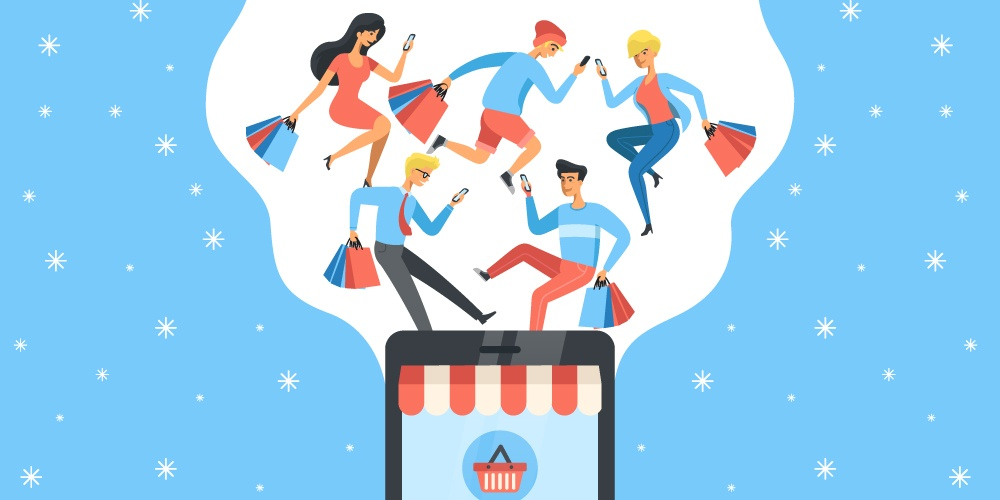 How to build an SMS list and boost sales during the holidays