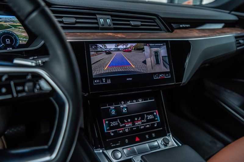 Audi e-tron 55 quattro advanced Pro Line Plus, 408 PK, 4% Bijtelling, Luchtvering, Surround View, Stad/Tour Pakket, B&O, EX. BTW!! afbeelding 11