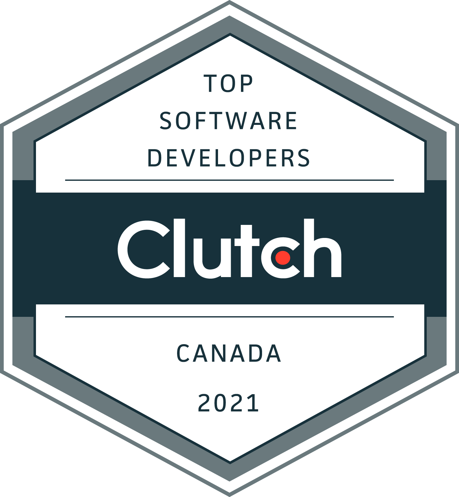 Canada's Top Software Developers Award 2021