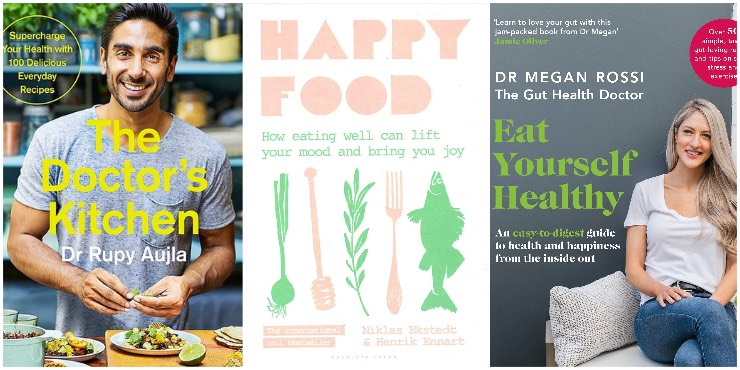 The Doctor's Kitchen, Happy Food, Eat Yourself Healthy