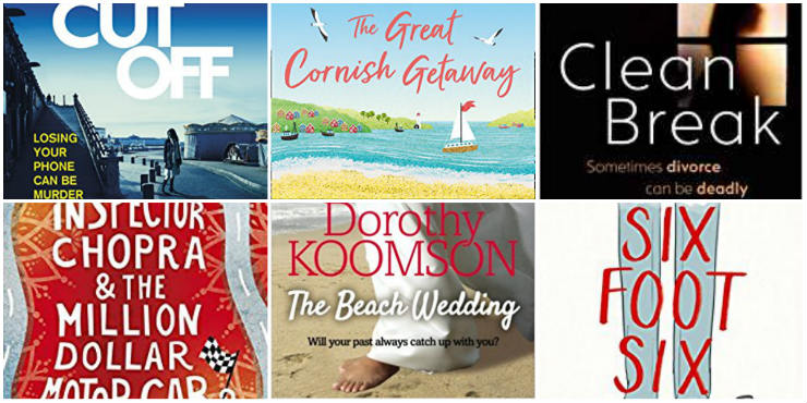 Cut Off, The Great Cornish Getaway, Clean Break, Inspector Chopra and the Million Dollar Motor Car, The Beach Wedding, Six Foot Six
