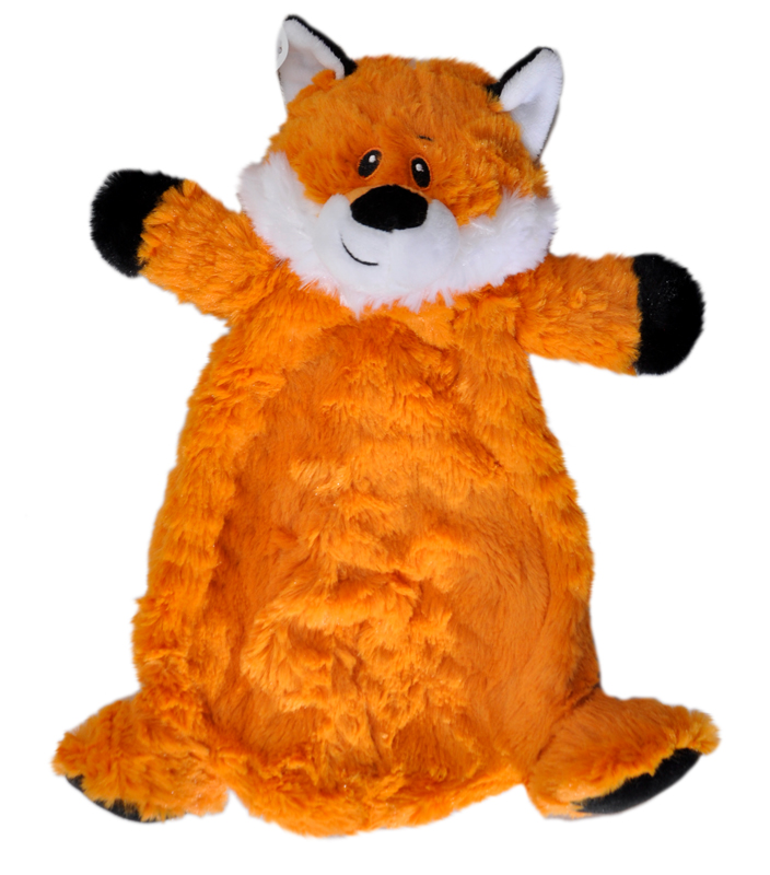 The Petting Zoo: Snugglerz Fox Blanket