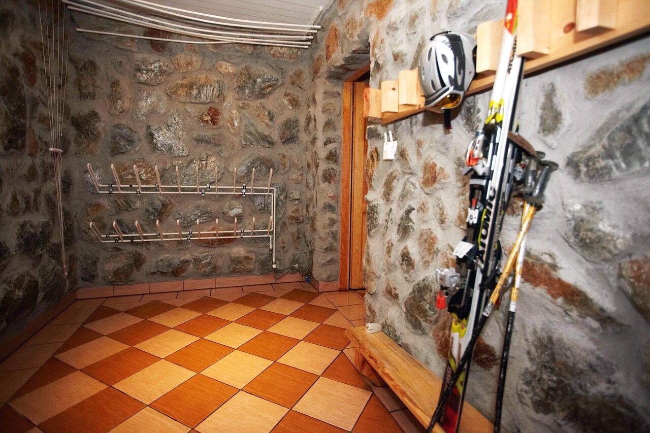 Narciarnia w domku • Pod Smerkami - Szklarska Poręba