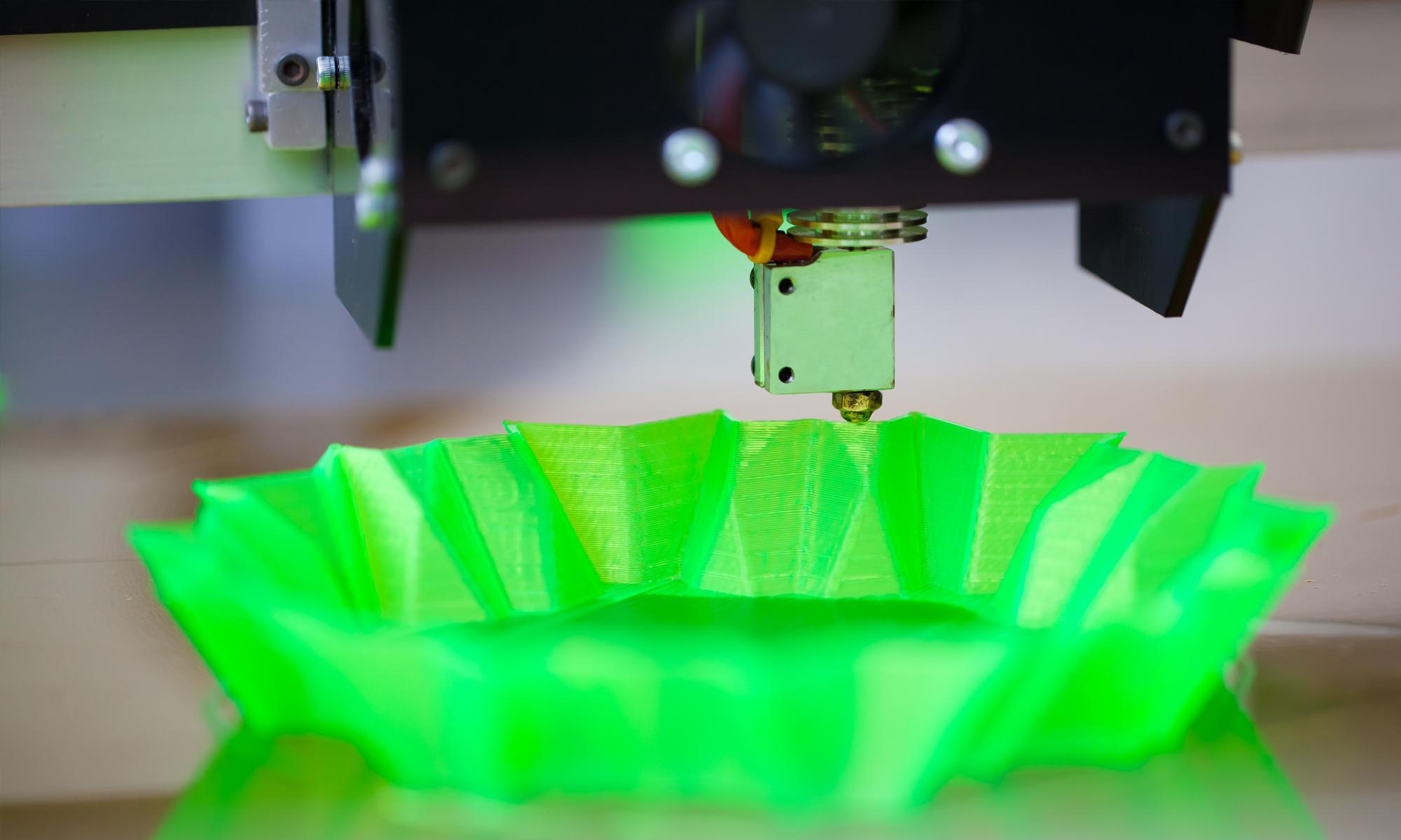 A História da Impressora 3D