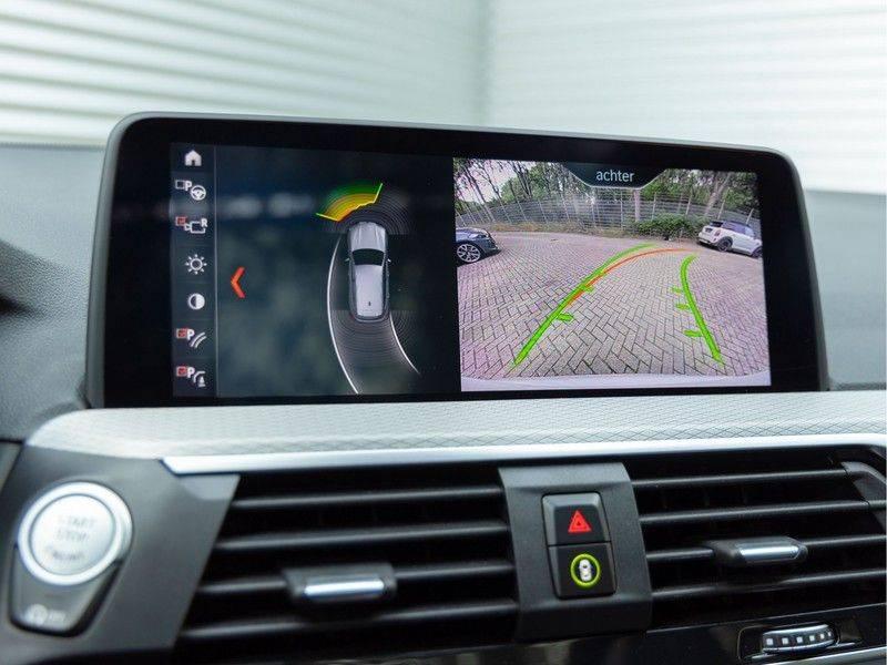 BMW X3 xDrive30i M-Sport - Trekhaak - ACC - Panorama - Head-up - Standkachel afbeelding 25