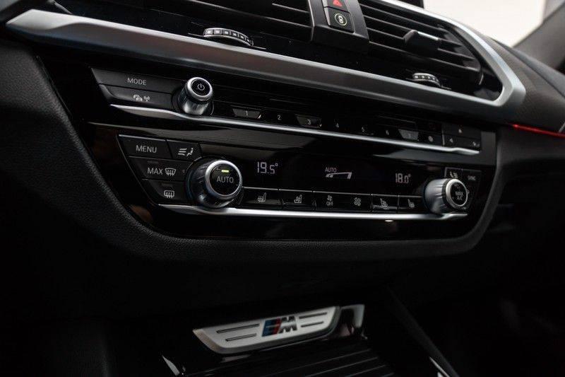 "BMW X3 M40i xDrive 360pk Panoramadak VirtualCockpit ShadowLine Sportleder Hifi AmbientLight 20"" Camera ParkAssist Pdc afbeelding 24"