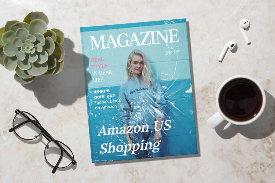 How to shop from Amazon USA and ship internationally