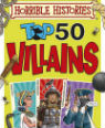 Top 50 villains by Terry Deary