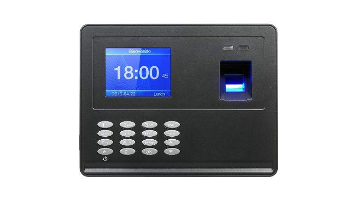 DEC28 Fingerprint Time Clock