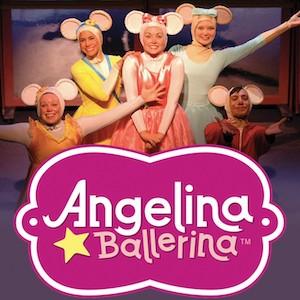 Angelina Ballerina, the Musical