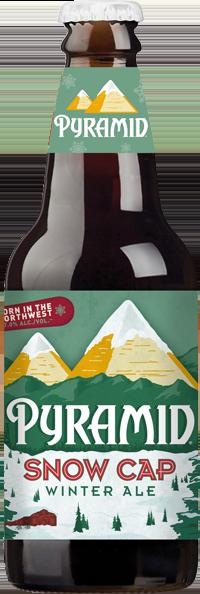 Snow Cap 12 oz. Bottle