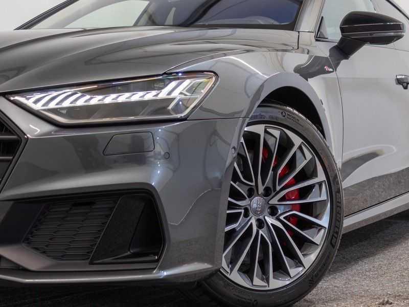 Audi A7 Sportback 55 TFSI e quattro Pro Line | 367PK | Plug in Hybrid | Adapt. Cruise | Pano.Dak | Keyless-entry | Head-Up | 360-Camera | Trekhaak | B&O Sound afbeelding 9