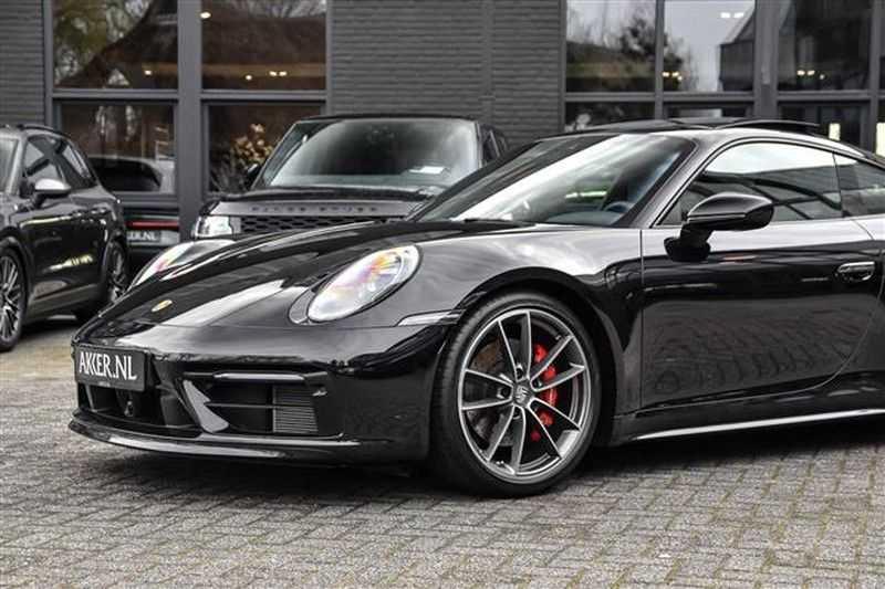 Porsche 911 4S SPORTDESIGN+4WSTURING+LIFT+BURMESTER NP.229K afbeelding 10