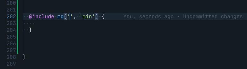 VS Code- Fragment 2