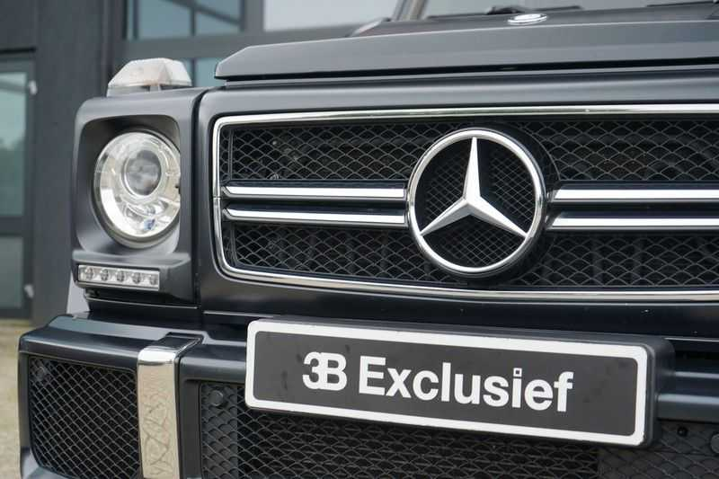 Mercedes-Benz G-Klasse 65 AMG DESIGNO MAGNO NIGHT BLACK afbeelding 16