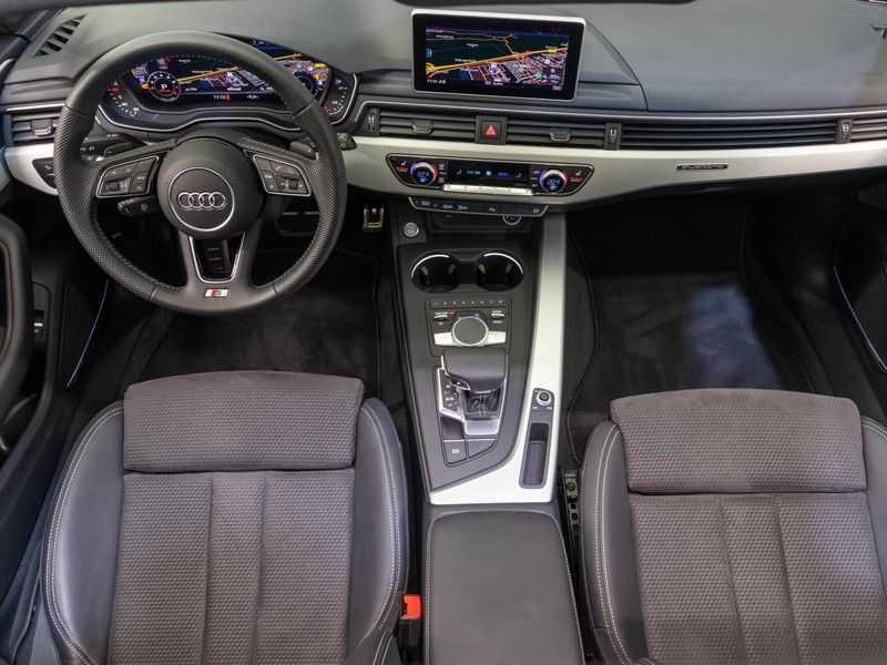 Audi A4 Avant 45 TFSI quattro S edition | 2x S-Line | Panoramadak | B&O Premium Audio | Head-Up Display | Trekhaak | Optiek Zwart | afbeelding 22