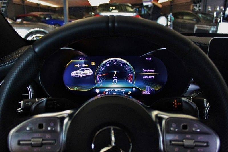 Mercedes-Benz C-Klasse C63 AMG 4.0 V8 Estate 476pk! **360°Camera/Burmester/Spoorassistent** afbeelding 25