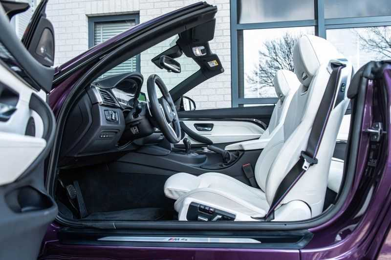 BMW M4 Cabrio Competition, DCT, 450 PK, Harman/Kardon, LED. Comfort/Toegang, Surround View, DAB, Head/Up, 9500KM!! afbeelding 5