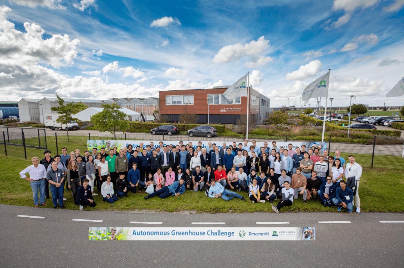Autonomous Greenhouse Challenge 2019
