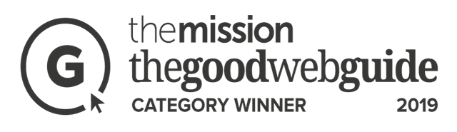 The Good Web Guide Category Winner 2019