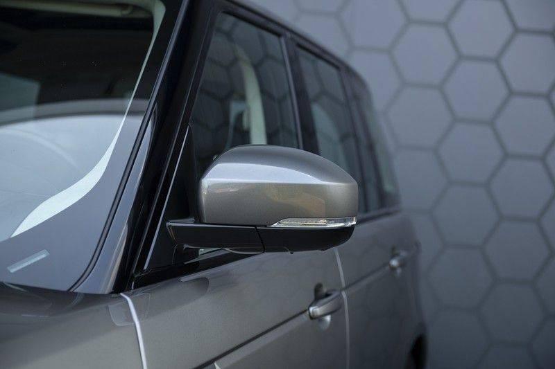 Land Rover Range Rover 3.0 TDV6 Autobiography Verwarmde Gekoelde en Massage Stoelen + Trekhaak + Adaptive Cruise Control + Head Up Display + 360 Camera afbeelding 11