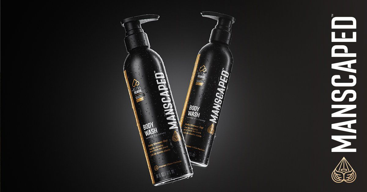What is the new MANSCAPED™ Body Wash?