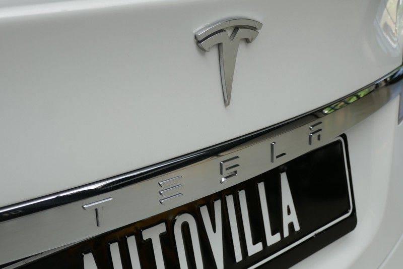 Tesla Model S 75D 4% PANODAK - ex.BTW afbeelding 15