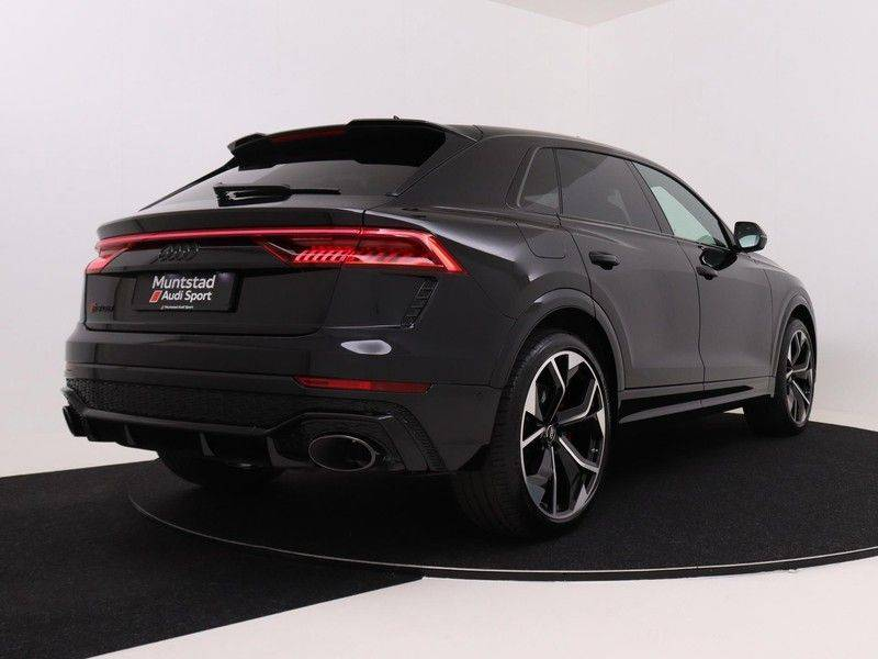 Audi RSQ8 4.0 TFSI 600 pk RS Q8 quattro | Pano.Dak | Carbon | Trekhaak | Keyless-Entry | 360Camera | B&O Sound | Alcantara | afbeelding 5