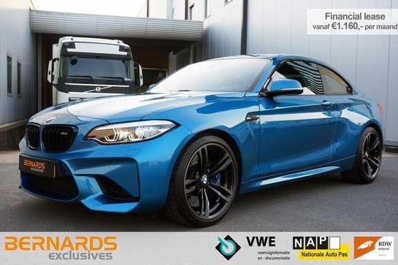 BMW 2 Serie Coupé M2 DCT *Harman Kardon *M Drivers Package *Apple Carplay