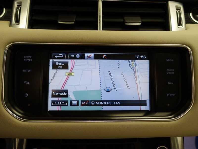 Land Rover Range Rover Sport 3.0 TDV6 HSE Dynamic Aut- Panoramadak, Leer, Camera, Full options afbeelding 7
