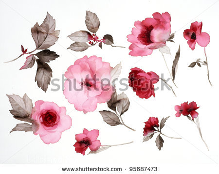 stock-photo-color-illustration-of-flowers-in-watercolor-paintings-95687473.jpeg