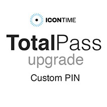Icon Time CUSTOMPIN