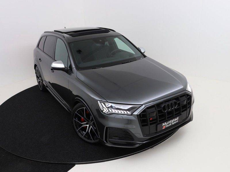 Audi Q7 4.0 TFSI SQ7 quattro 7p 507PK | S-Line | Pano.Dak | 360 Camera | B&O Sound | Keyless-Entry | S-Sportstoelen | Assistentie Tour-City-Parking | 7 Persoons afbeelding 11