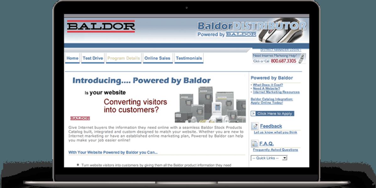 ABB Baldor solution image