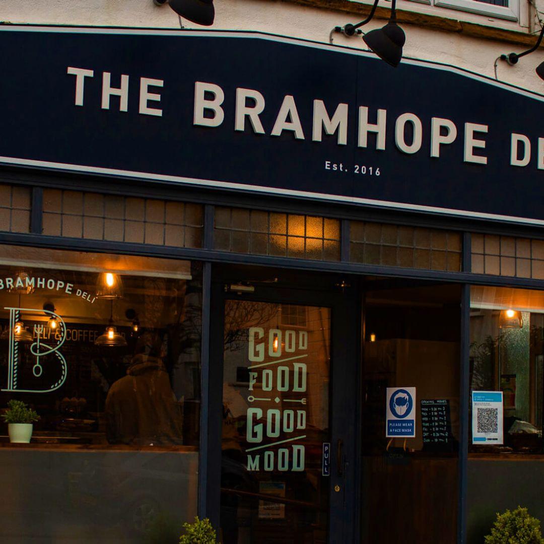 Bramhope Deli Store Front