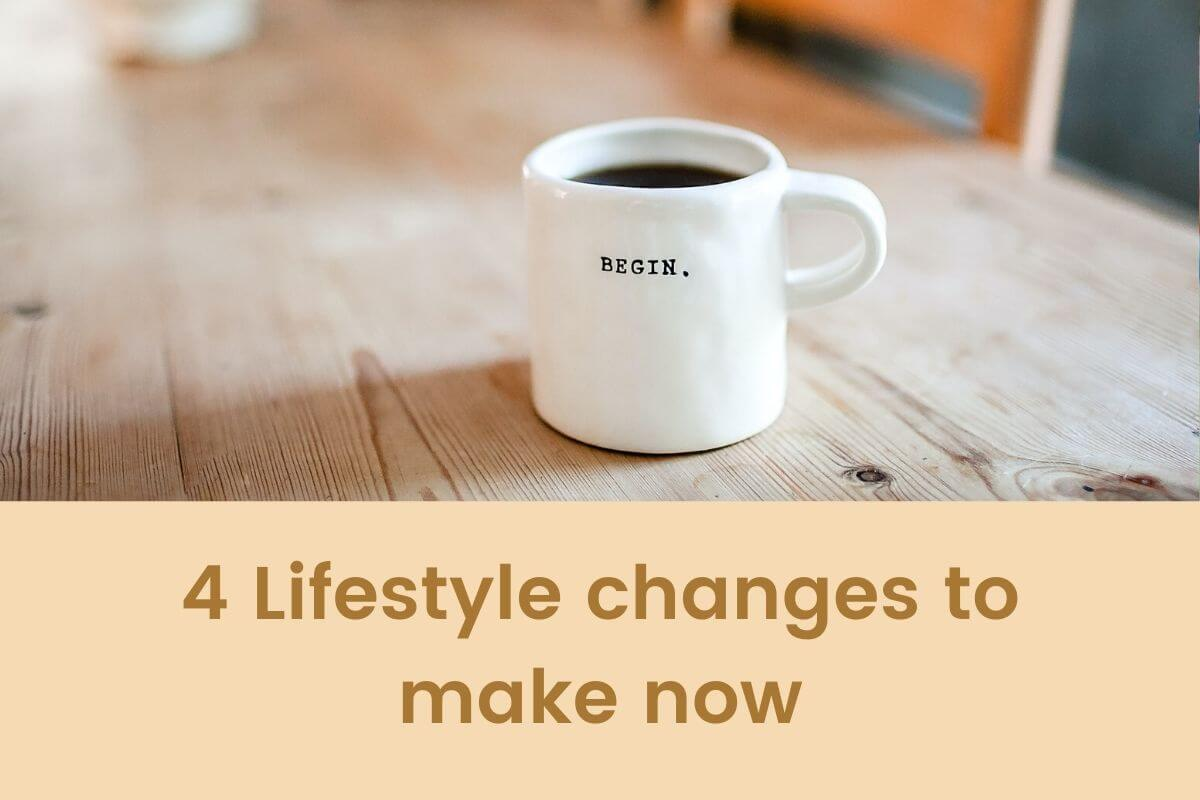4 Lifestyle changes to make now for a long and happy retirement- Featured Shot
