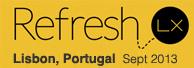 Refresh-Lx, Lisbon Portugal, 2012