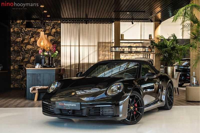 Porsche 911 Cabrio 3.0 Carrera S |Sport Chrono | Sportuitlaat | PDLS | GT-sportstuurwiel | Entry & Drive afbeelding 1