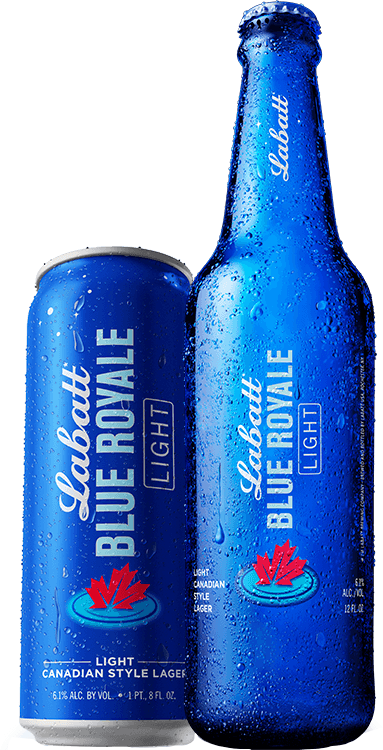 Labatt Blue Royale