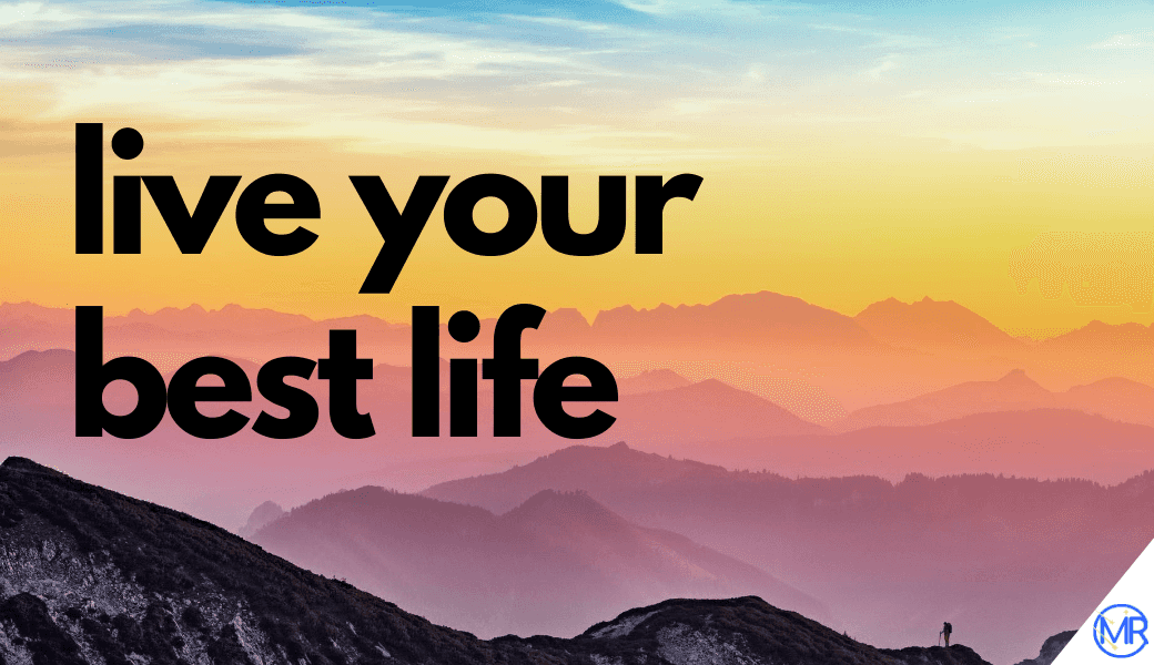 Live Your Best Life cover image
