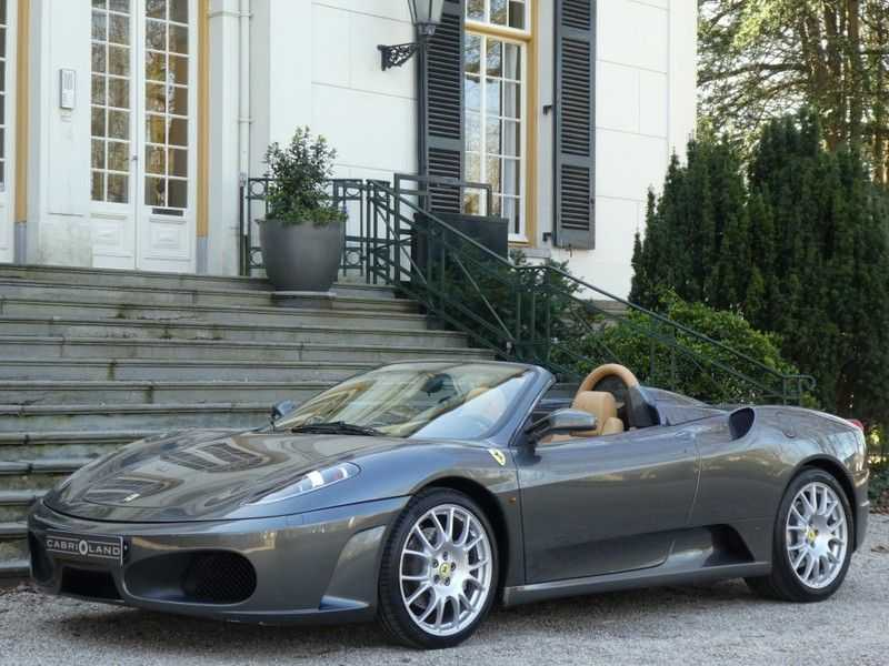 Ferrari F430 4.3 V8 Spider F1, org. NL-auto afbeelding 1