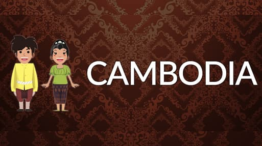Customs, Costumes & Etiquette in Cambodia