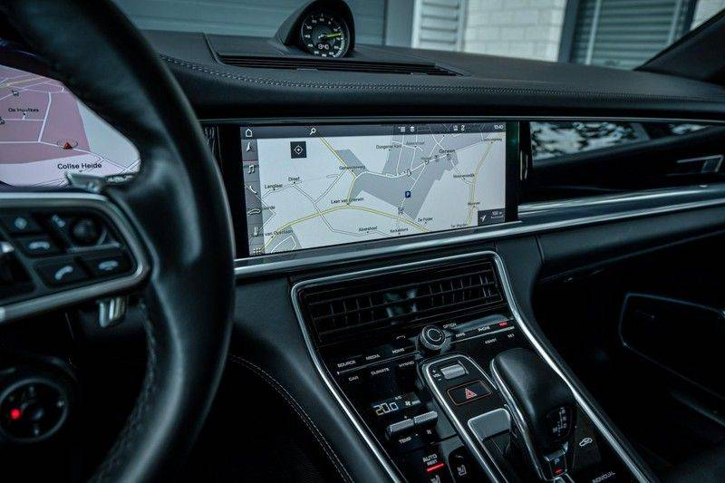 Porsche Panamera Sport Turismo 2.9 4 E-Hybrid, 462 PK, Sportuitlaat, Adapt. Cruise, Surround View, Night/Vision, Pano/Dak, Org. NL afbeelding 6