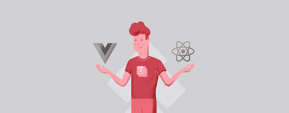 React vs Vue: Which framework to choose? [Developer's perspective]