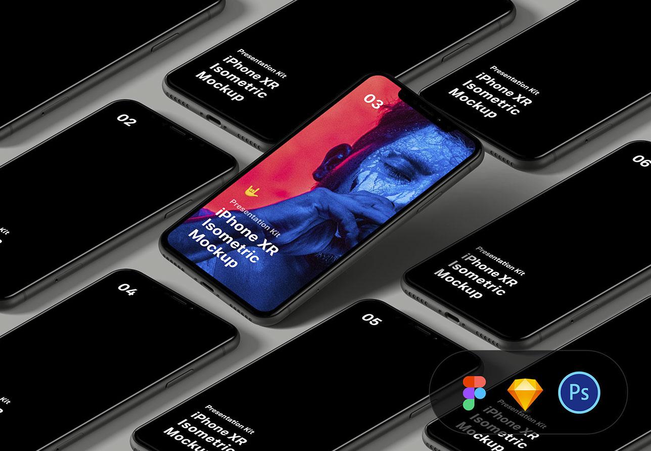 iPhone Isometric