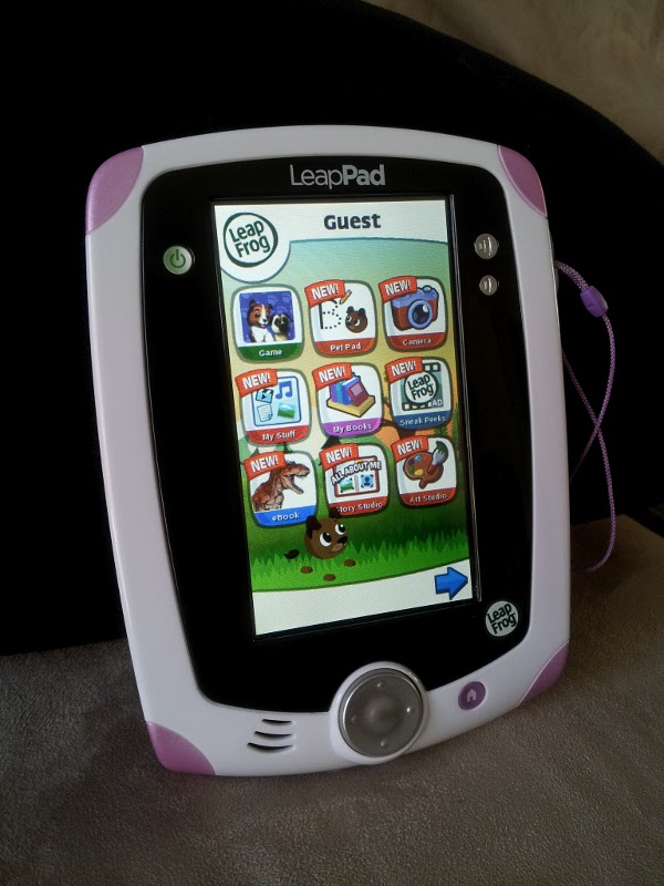 LeapPad review